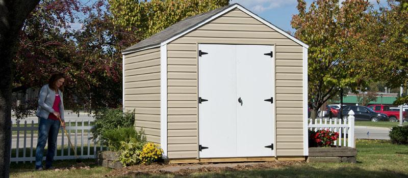 heartland shed warranty