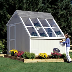 Greenhouse Sheds