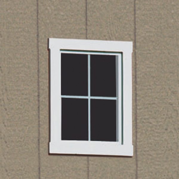 16 x 24 fixed gable window heartland industries