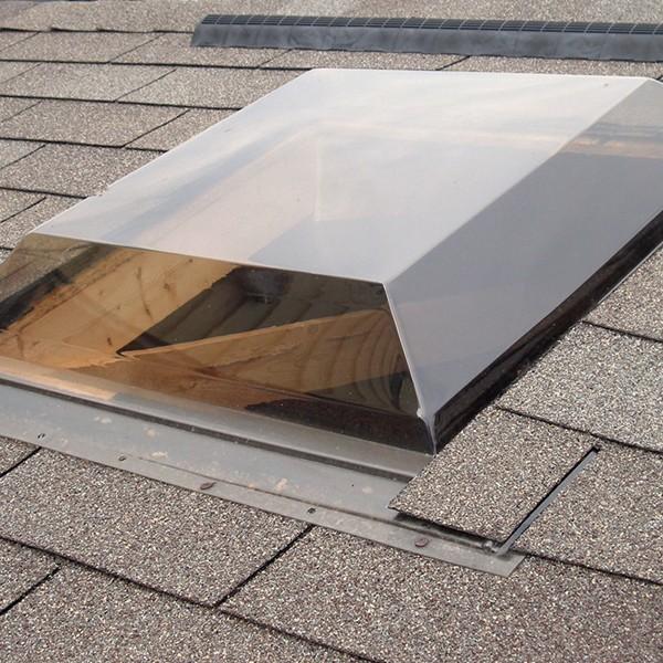 Large skylight heartland industries for Large skylight
