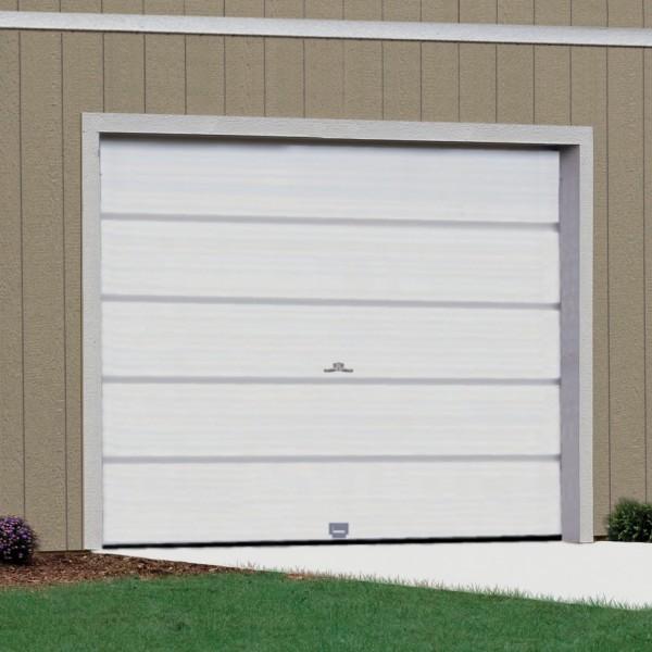 8ft x 7ft sectional garage door heartland industries for 18 ft x 8ft garage door