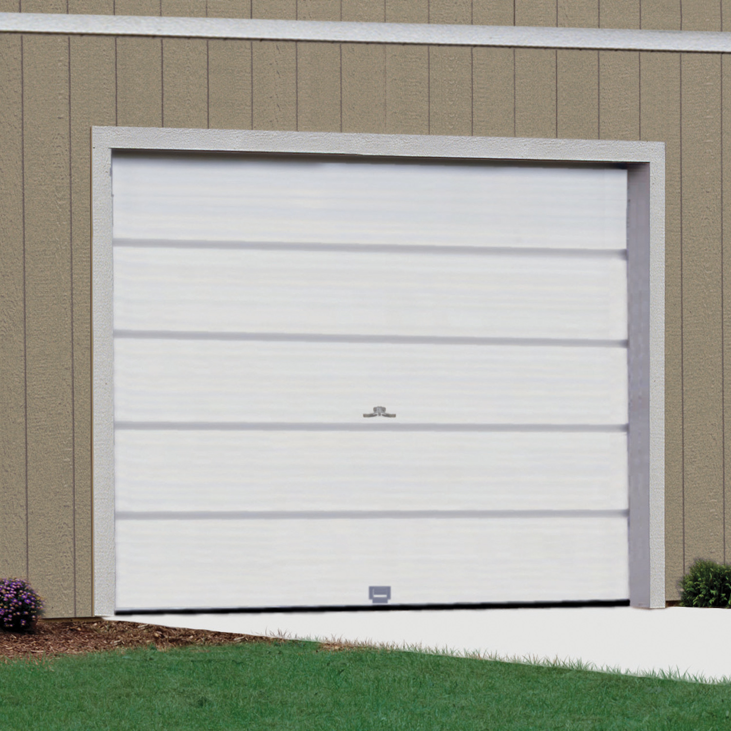 8ft. X 7ft. Sectional Garage Door