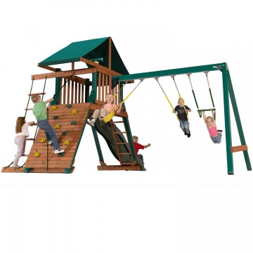Captain's Loft features plenty of adventure & imagination at an affordable price.