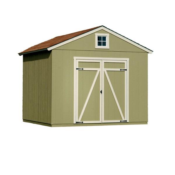 10x8 statesman storage shed