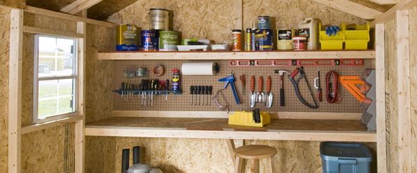 customize sheds