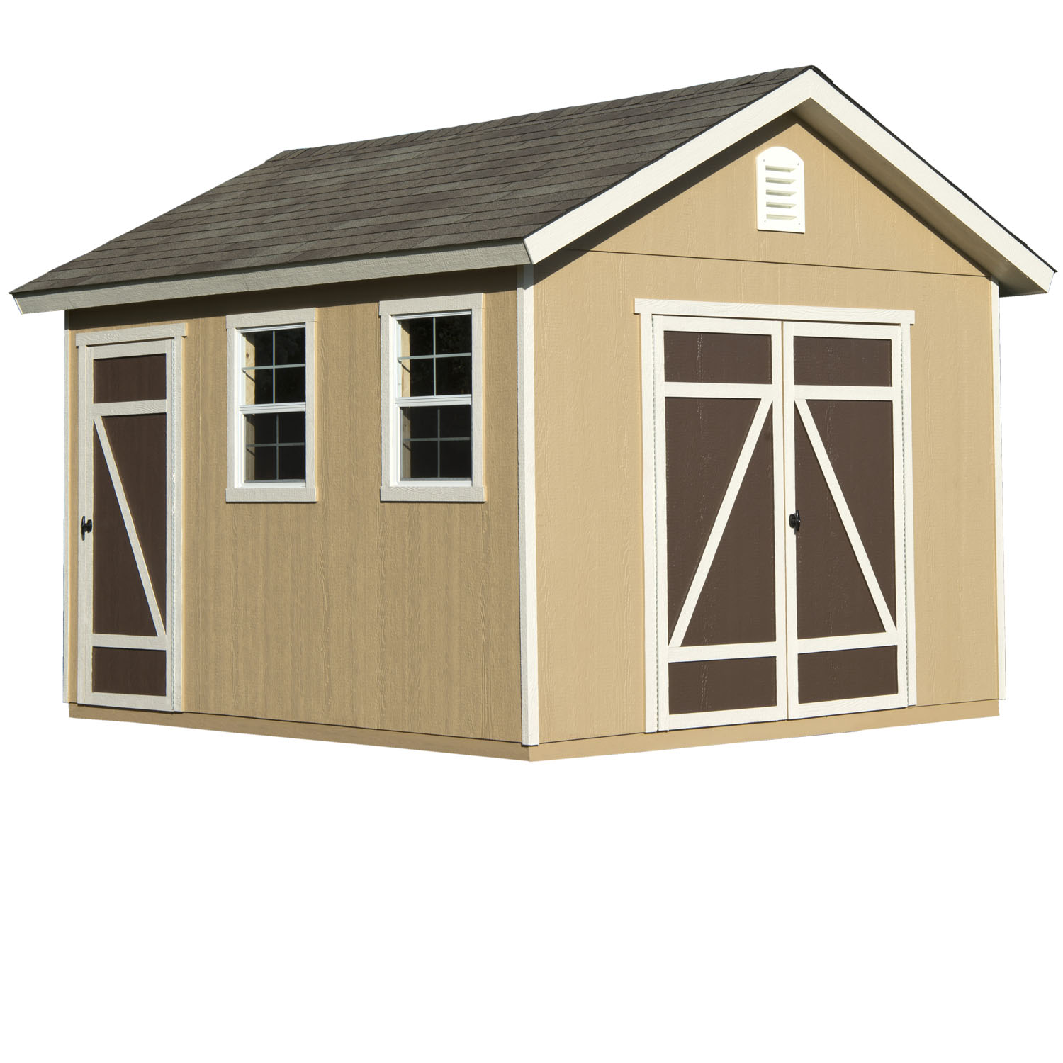Hillsdale 10×12 Shed