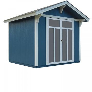 Prestwick 8x10 shed